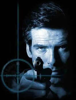 James Bond 007 Pierce Brosnan